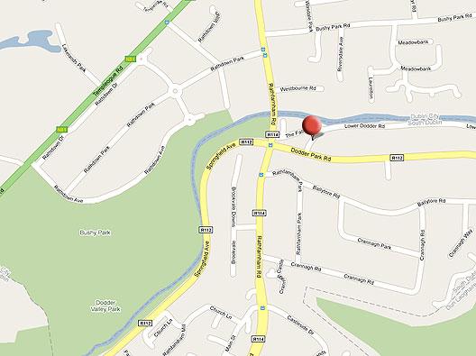 Car Parking Dublin City Centre Map